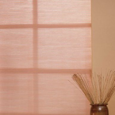Honeycomb blinds from Blended Blinds.