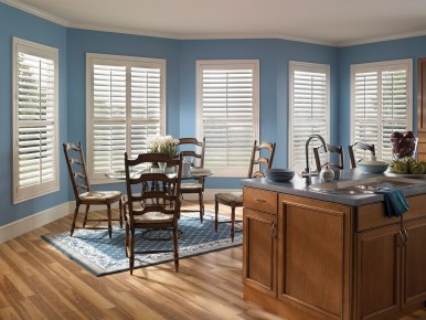 custom window coverings from Blended Blinds of Westminster, CO