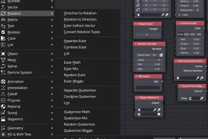 Animation Nodes - Blender 2 80