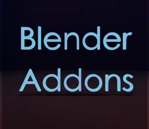 Blender Addons site Icon
