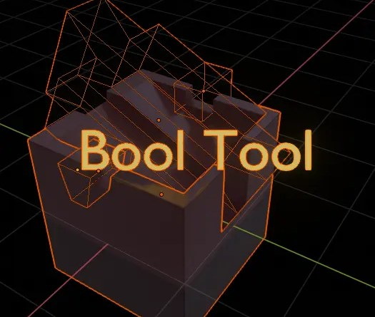 Bool Tool Addon for Blender 2.8