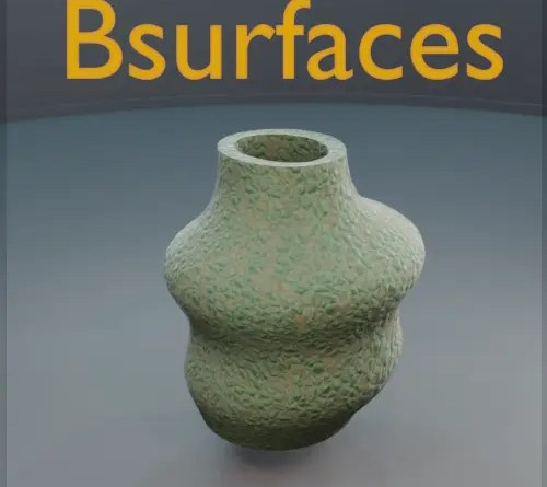 Bsurfaces addon
