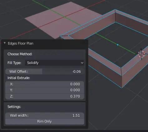 Edges Floor Plan