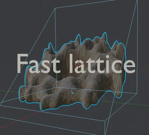 Fast Lattice addon