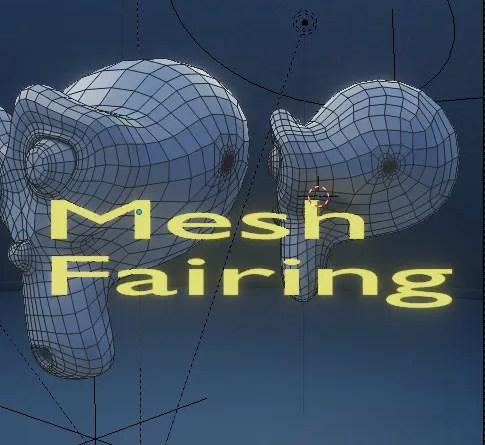 Mesh Fairing