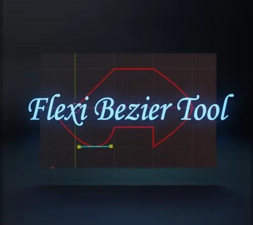 Flexi Bezier Tool