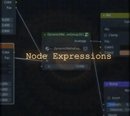 Node Expressions addon