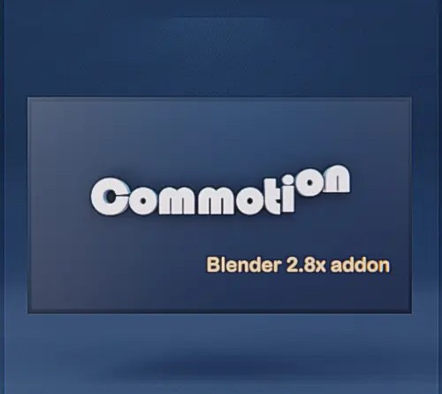 With the Commotion Addon we can make Offset Animations