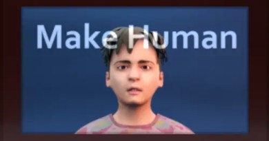 Make Human Addon - Blender 2.8