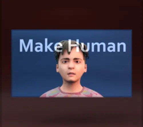 Make Human Addon - Blender 2.8