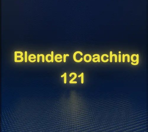Cover Blender Coaching 121 article