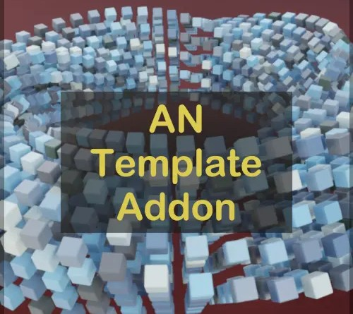 AN Template Addon - Cover