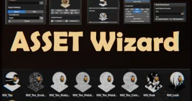 Cover Asset Wizard addon for Blender