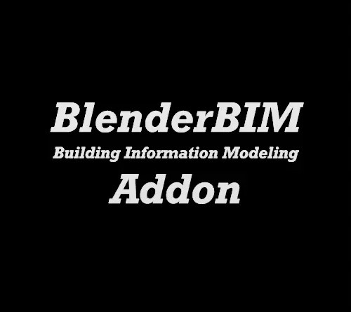 BlenderBIM addon
