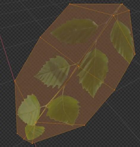 Topology in Vegetation Addon