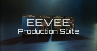 EEVEE Production Suite - Cover