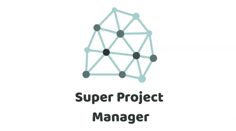 Logo of Super Project Manager (SPM)