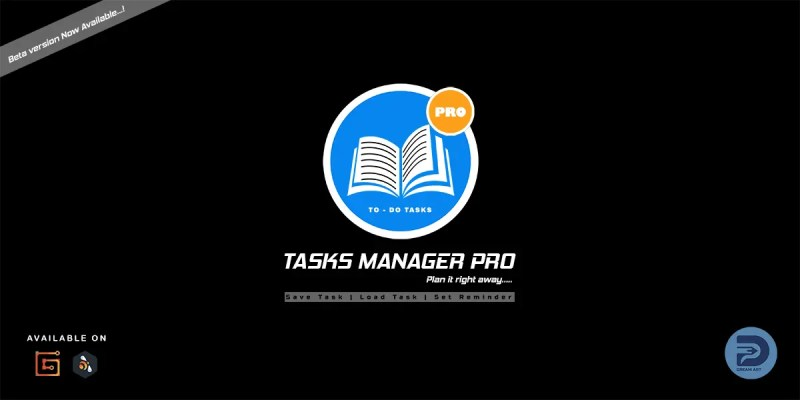 To - Do Tasks Manager Pro sales Banner