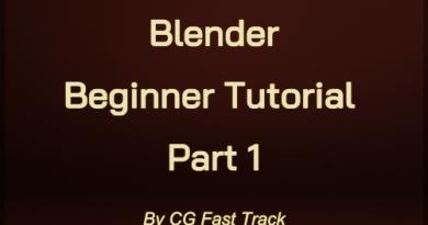 Cover Blender Beginner Tutorial 01