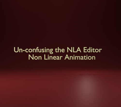 Cover of article un-confusing the NLA editor