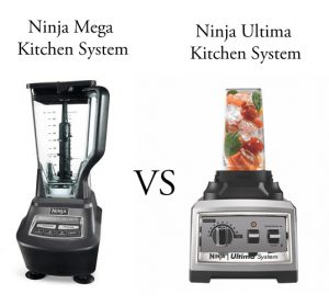 Ninja Mega Kitchen System vs. Ninja Ultima Kitchen System