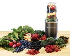 A Comparison: Nutribullet vs. Blender