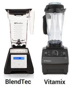 Vitamix vs Blendtec Blenders