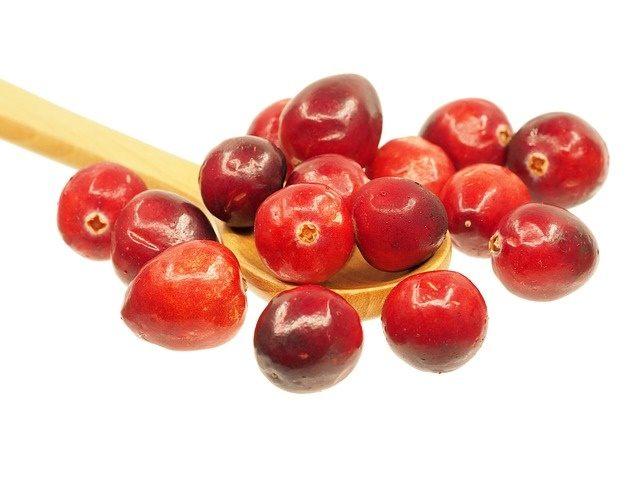 Best Detox Fruits - Cranberries