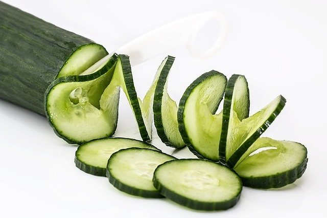 Best Detox Cleansing Vegetables - Cucumbers