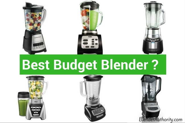 Guide to the Best Cheap Blender in 2019