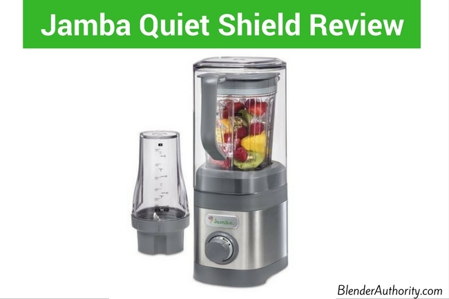 Jamba Quiet Shield Blender review