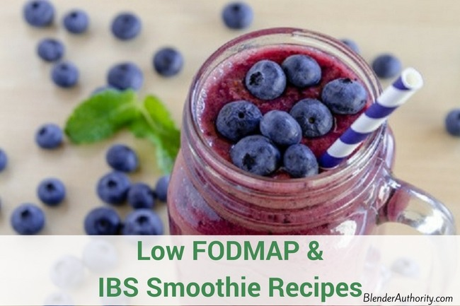 Low Fodmap IBS Smoothie Recipes