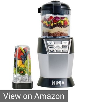 Ninja Nutri Bowl Duo NN102 review