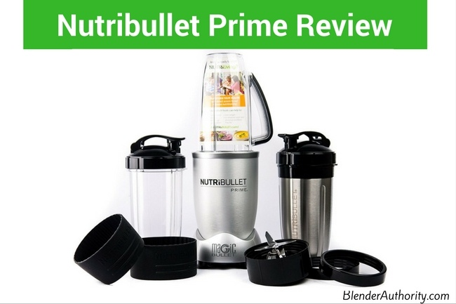 Nutribullet Prime Review