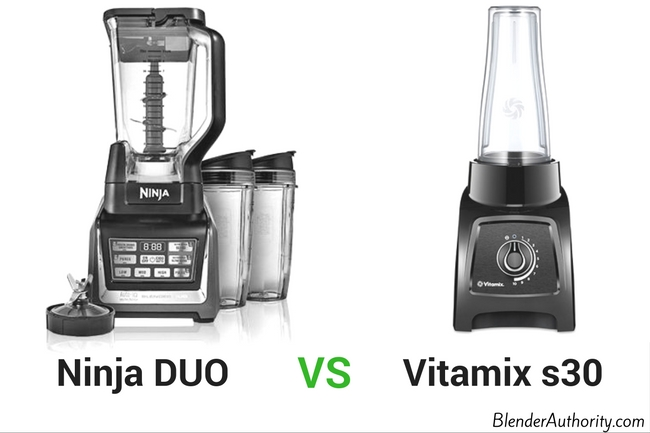 Ninja Duo vs Vitamix