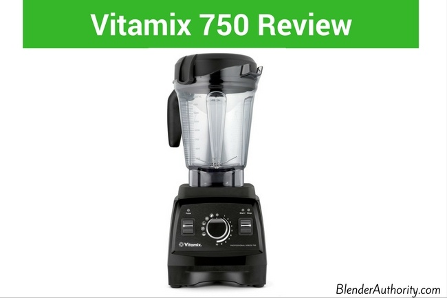 Vitamix 750 Review