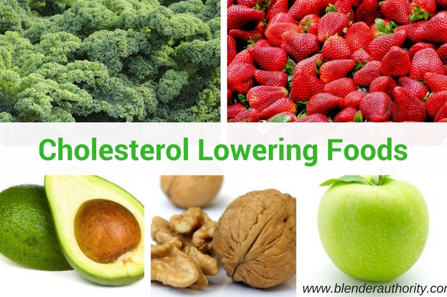 Smooothie Ingredients that lower Cholesterol