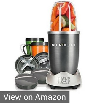 Nutribullet 600 vs Magic Bullet