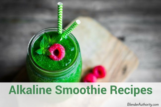 Alkaline Smoothie Recipes