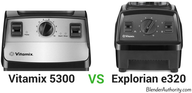 Vitamix 5300 vs e320 review