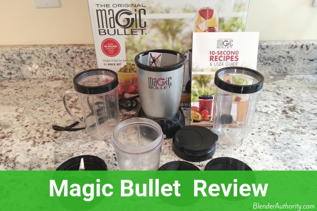 Magic Bullet Review
