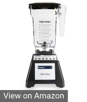 Blendtec blender for making hot soups