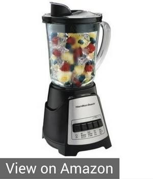 Hamilton Beach blender 58148A for hot drinks