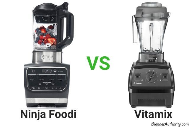 Vitamix vs Ninja Foodi