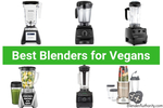 Best Blender for Vegans and Raw Foods