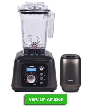 Tribest Dynapro Commercial Vacuum DPS 1050A Blender review