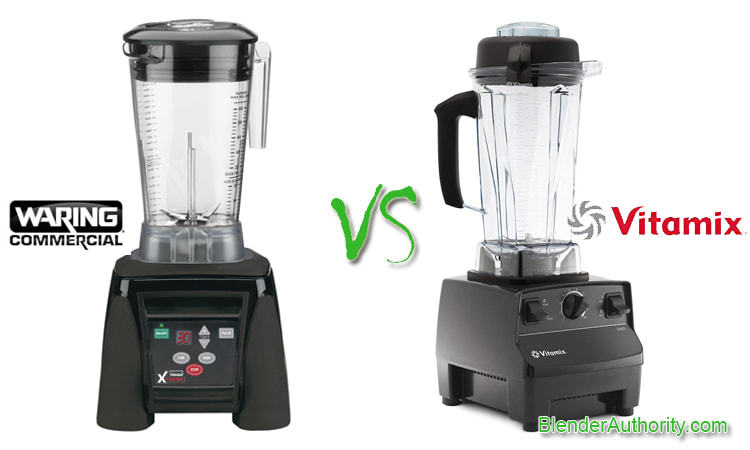 Waring vs. Vitamix