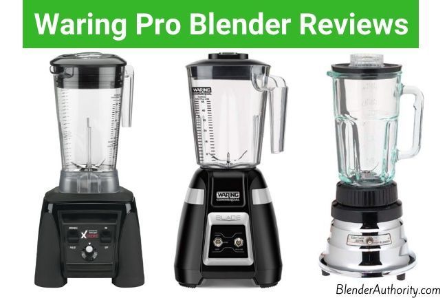 Waring Pro Blender Reviews