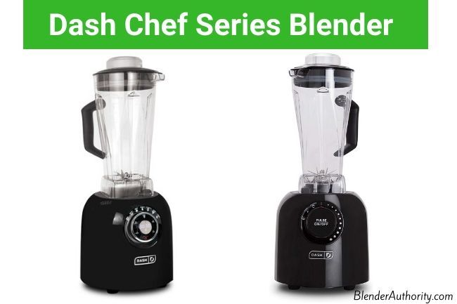 Dash Chef Series Blender review