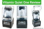 Vitamix Quiet One 36019 Review